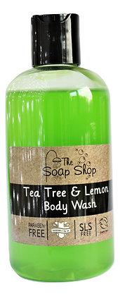 Shower Gel - Tea Tree & Lemon