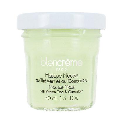 Masque visage - Green Tea & Cucumber