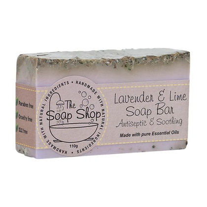Soap Bar - Lavender & Lime