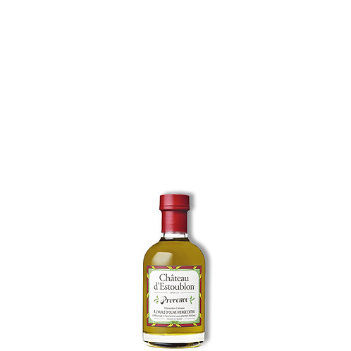 Huile d'olive aromatisée 'Provence' 200 ml.