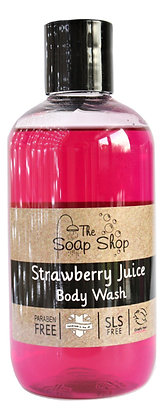 Shower Gel - Strawberry Juice