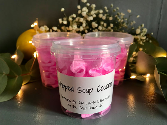 Whipped Soap - Coconut