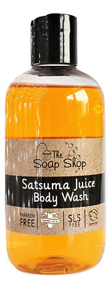Shower Gel - Satsuma Juice