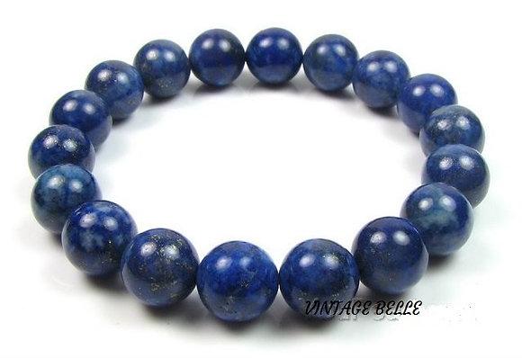 Armband van Lapis Lazuli - 06 mm