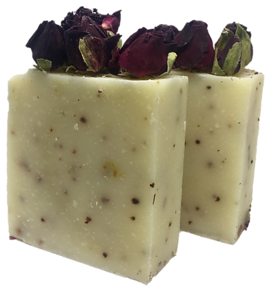 Cold Process Soap - Rose