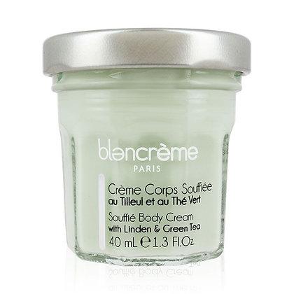 Soufflé Body Cream - Linden & Green Tea