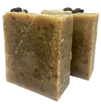 Cold Process Soap - Arabica Coffee