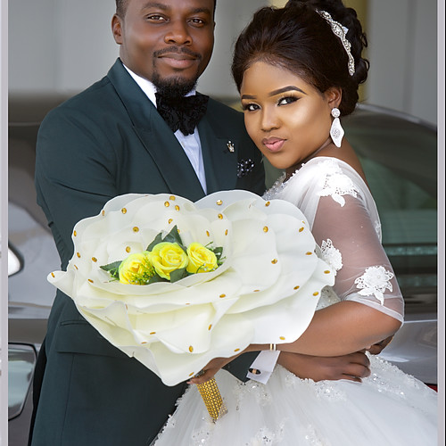 Itseme & Emeka Wedding