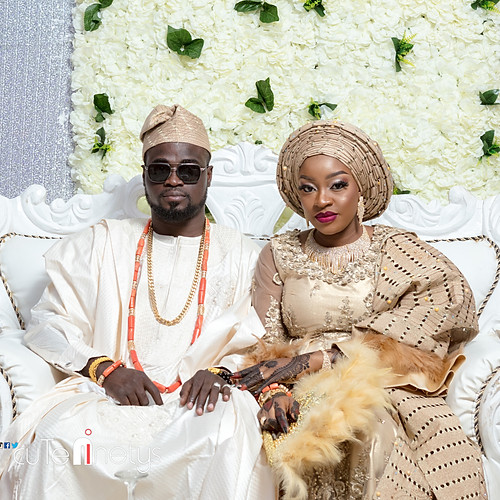 Hassana & Kehinde Wedding