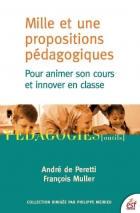 1001 propositions pédagogiques