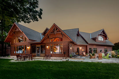 Discovery Dream Homes Timber Frame Cottage