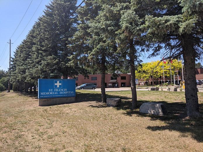 St. Francis Memorial Hospital