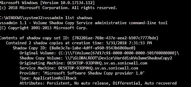 VSS CMD Output.png