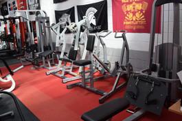 Apex personal training studio