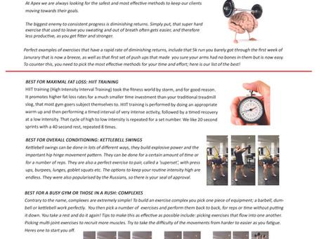 Life magazine May, work smarter!