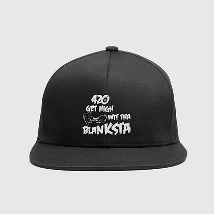 Get High Wit Tha Blanksta 420