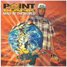 Point Blank Mad at the world 12 x 12 LP