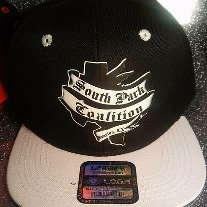 SPC Hat (blk&wht)