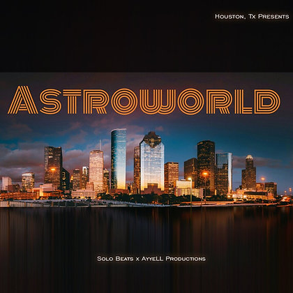 Astroworld  CD/DVD
