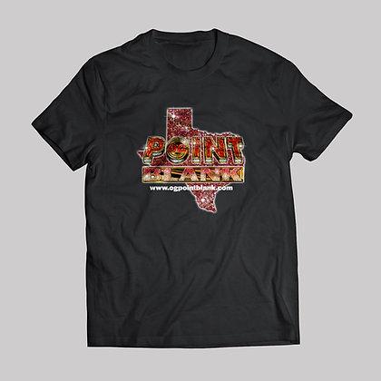 Point Blank Logo (T-Shirt)