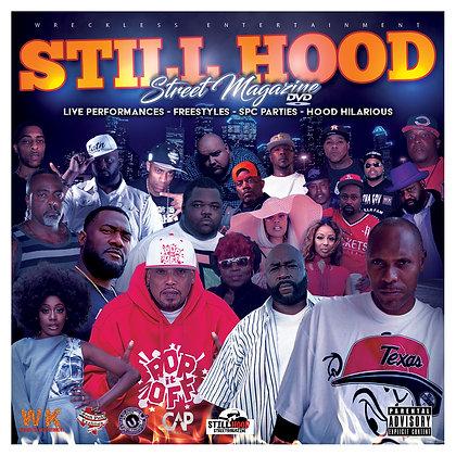 Still Hood Street Magazine Dvd