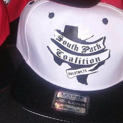 SPC Hat (wht&blk)
