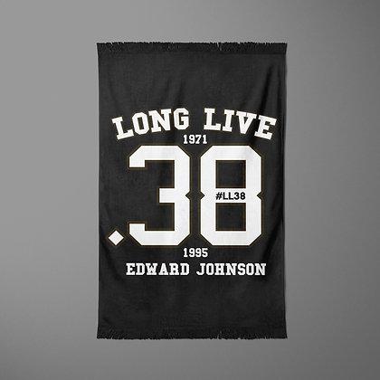 Long Live .38 towel