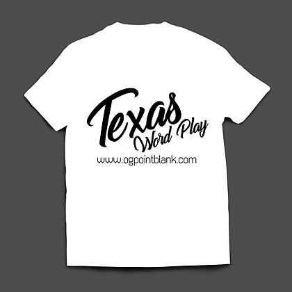Texas Word Play (T-Shirt)