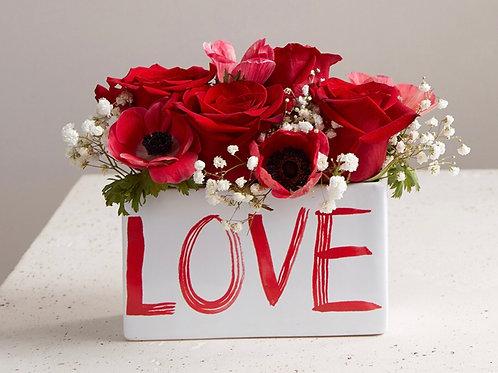 Fox & Fern Floral~Valentine's Day Love