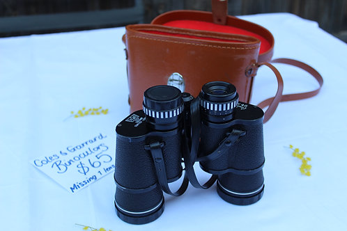 Coles and Garrard Binoculars