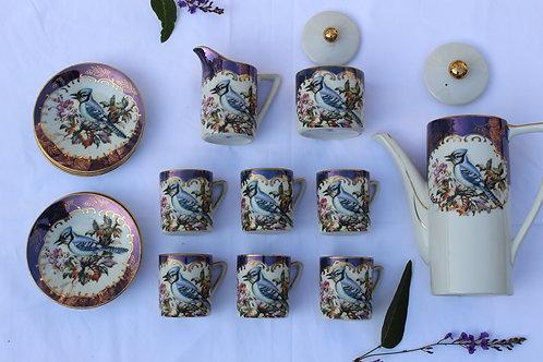 Fine Chine Tea Set-Japanese