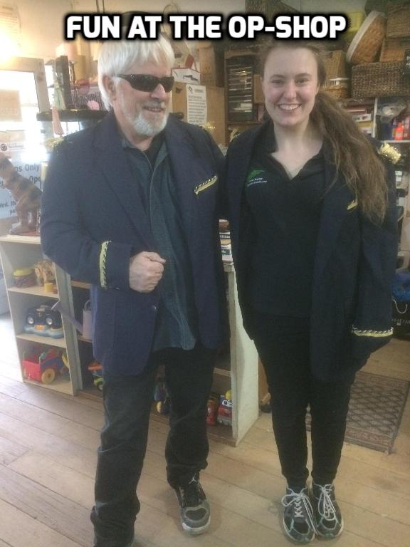 Hurstbridge Op-Shop Fun