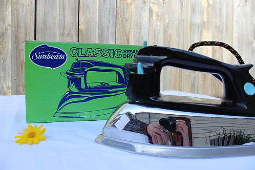 Sunbeam Classic Steam and Dry Iron