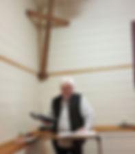 Hurstbridge Church Pastor Peter