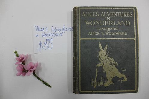 """""""Alice's Adventures In Wonderland"""" 1914"""