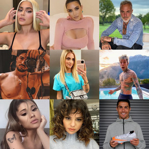 Instagram: chi vince la rich list?