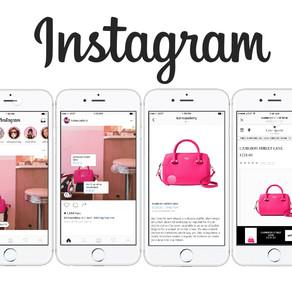 Nuova funzione: Instagram Shop
