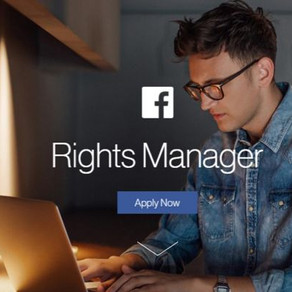 Diritto d'autore: Facebook lancia Rights Manager