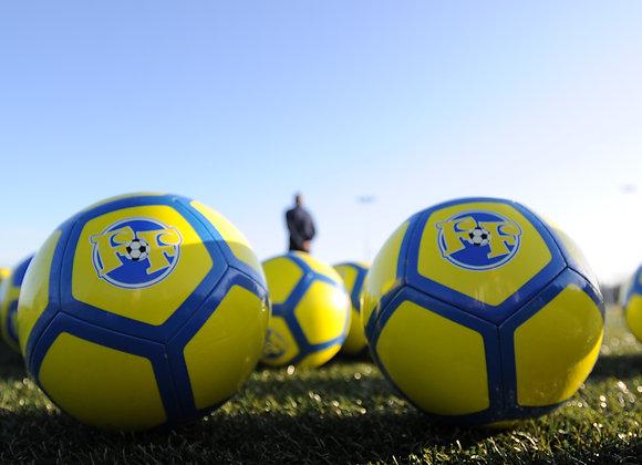 Size 3 - Yellow FFF Football