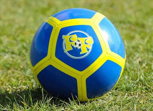 Size 4 - Blue FFF Football