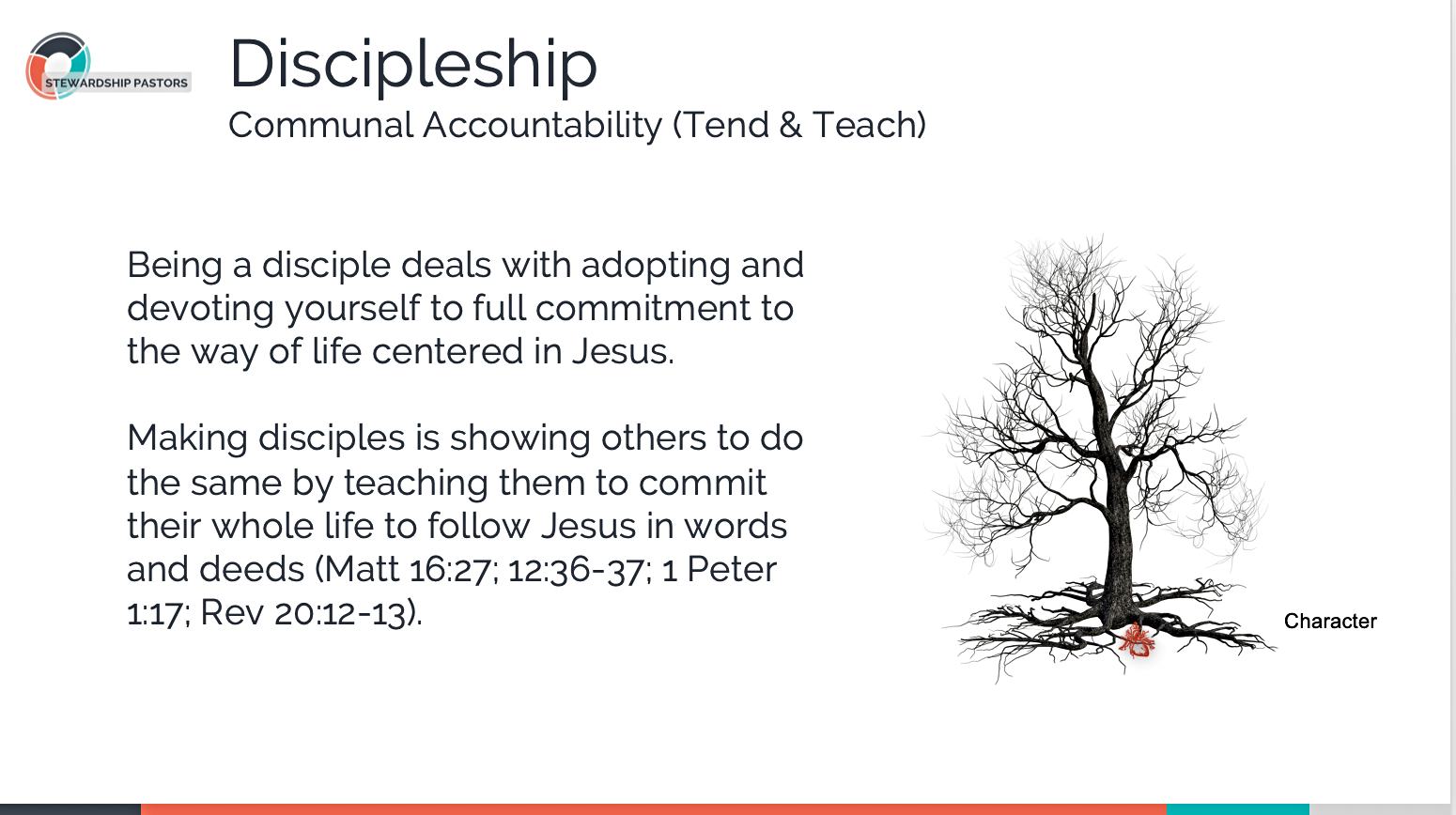 Communal Accountability