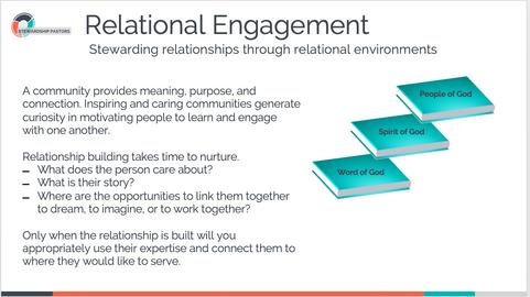 Relational Engagement