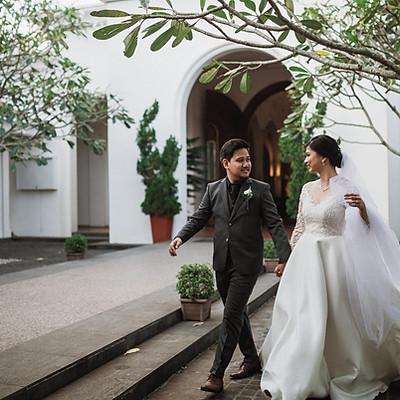 Rustic Minimalist Wedding