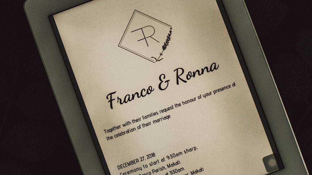 Franco & Ronna