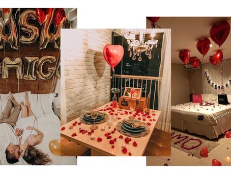 3 formas românticas de realizar um pedido de casamento