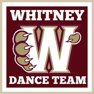 Whitney Hig Schol Dance Team