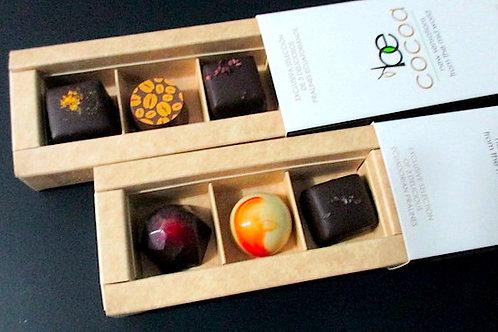 純粋なエクアドル・ナシオナル種 グルメ・チョコレート