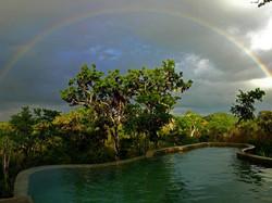 rainbow-over-pool