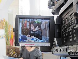 南米テレビ放送 メディア 南米取材 ラアメリテンカ エクアドル キト 市川芽組 Megumi Ichikawa