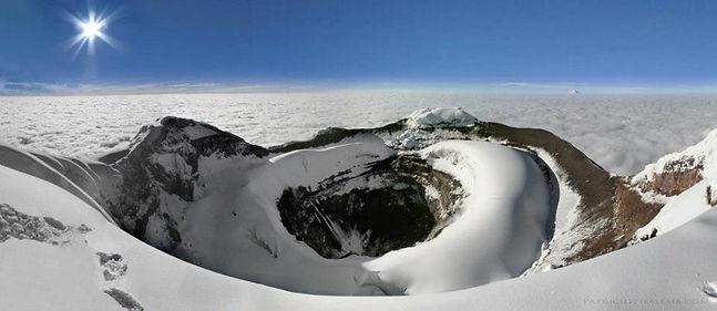 エクアドル, 登山ツアー, チンボラソ, コトパクシ, アンティサナ, トレッキング, 旅行